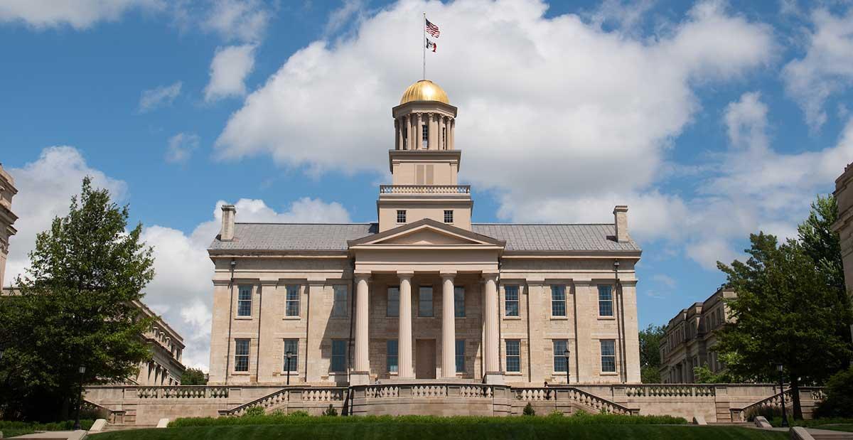 University of Iowa Old Capital Building